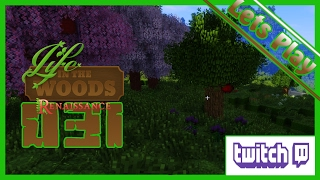 Minecraft - Life in the Woods 031 - Knochendünger muss her  -  Let`s Play [Twitch]