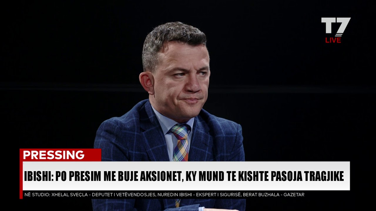 PRESSING, Xhelal Sveçla, Nuredin Ibishi, Berat Buzhala - 28.05.2019