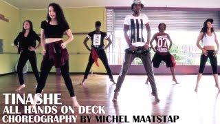 TINASHE | All Hands On Deck Choreography by Michel Maatstap