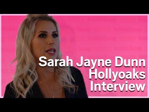 Mandy Richardson (Sarah Jayne Dunn) Inside Soap Awards Interview  | Metro.co.uk