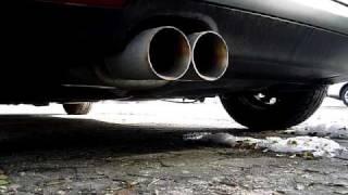 Seat Ibiza 1,4 Magnaflow 5x8 Doppelrohr *Teil 2*