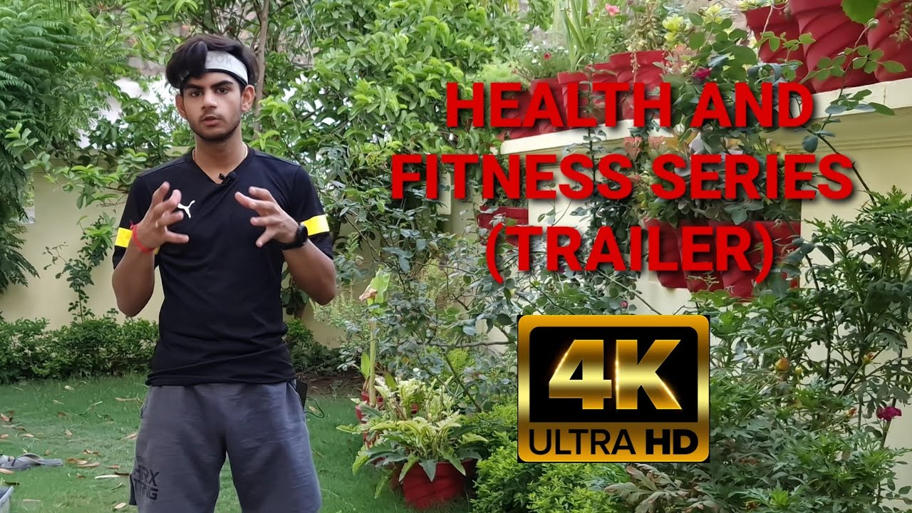HEALTH AND FITNESS SERIES TRAILER||HOME WORKOUT||SSV