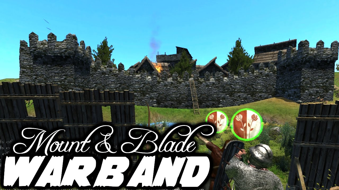 mount and blade warband how to get castle