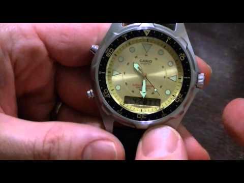 Watch Review: Casio Marine Gear AMW 320