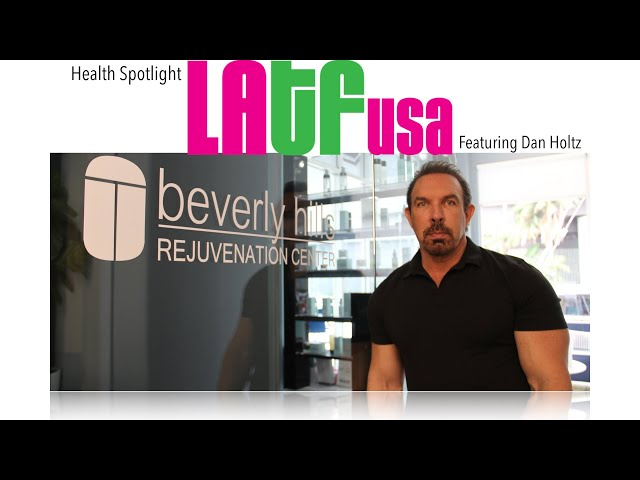 Why Dan Holtz Founded Beverly Hills Rejuvenation Center