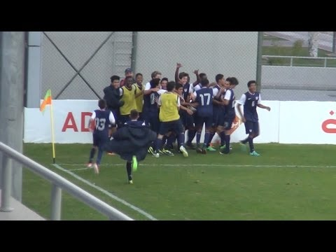 U-15 BNT vs United Arab Emirates: Highlights - Feb. 8, 2014