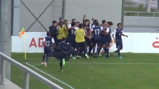 U-15 BNT vs United Arab Emirates: Highlights - Feb. 8, 2014