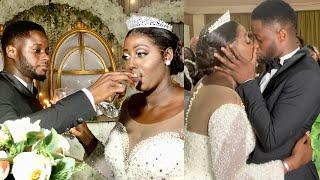 Réception royale de Siir Pod et Marichou avec sa charmante femme au King Fahd Place…
