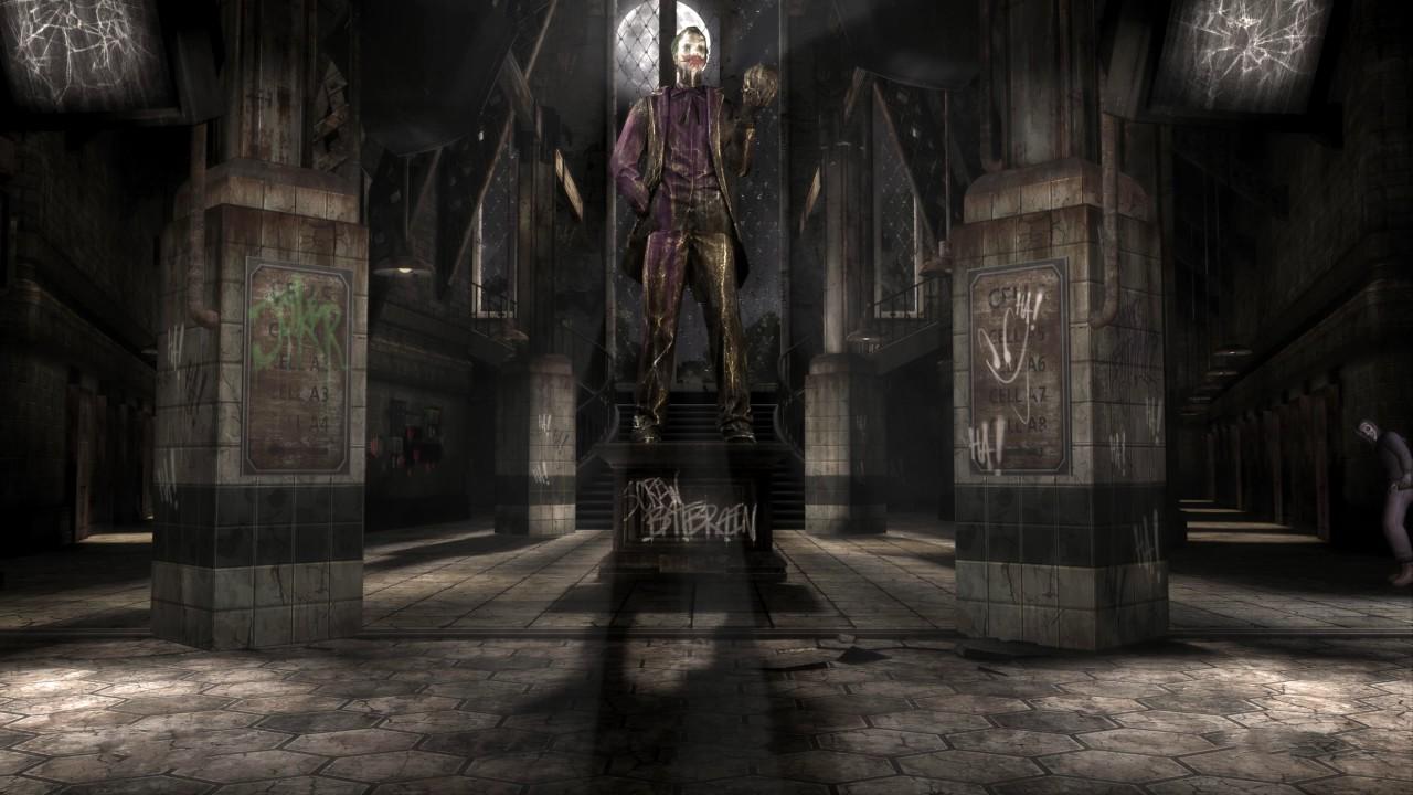 Joker S Asylum Injustice God S Among Us Live Wallpaper