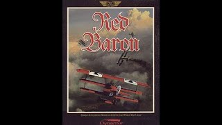 Red Baron 1990 by Sierra Introduction Dos