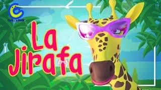 Música infantil para niños (La Jirafa)  Vídeos de música infantil