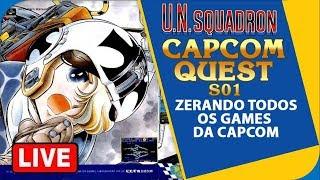 U.N. Squadron (1989) Mais um shooter hein! | Capcom Quest #043