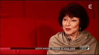 Judith Magre, femmes je vous aime