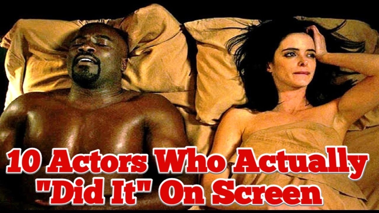 """Download TOP 10 ACTORS WHO ACTUALLY """"DID IT"""" ON SCREEN"""