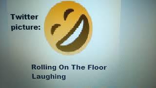 🤣 Meaning of ROFL Emoji- by Sweasy26.com