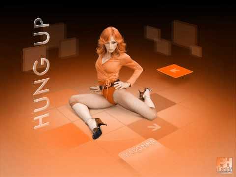 Madonna - Hung Up (Dance Remix) HD