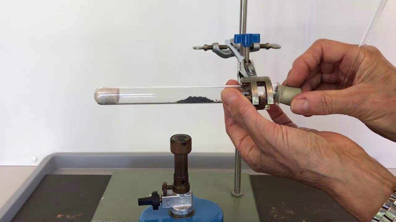 Reaktion Magnesium Mit Wasser