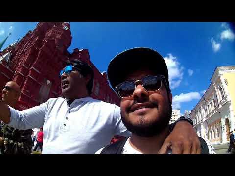 VLOG #35 FULL DAY WITH DEBU BHAI AND DJ BHAI ONE WORLD ONE RIDE (O.W.O.R) IN MOSCOW