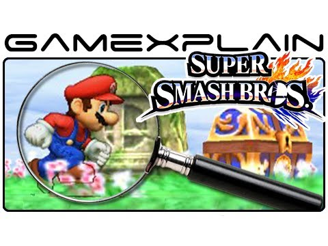 Super Smash Bros. Analysis: Smash Run (Secrets & Hidden Details - Wii U & 3DS)
