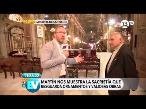 Los secretos de la catedral de Santiago | Bienvenidos
