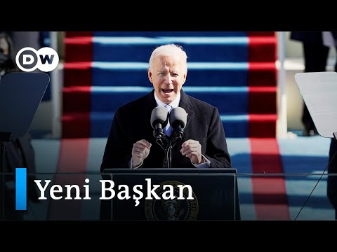 Joe Biden dönemi başladı |  Türkiye ile ilişkiler nasıl olacak? - DW Türkçe