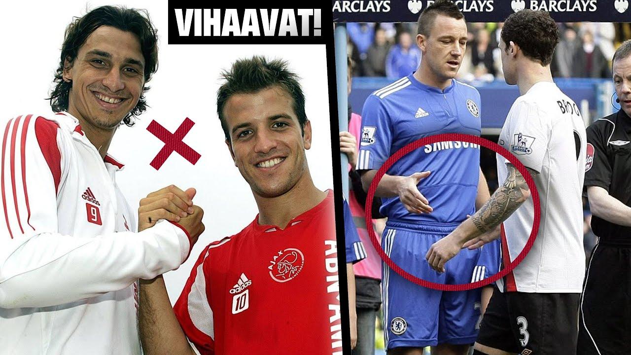Download Nämä joukkuekaverit VIHAAVAT toisiaan!
