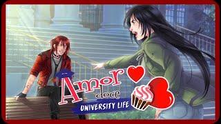 Amor Doce University Life ep 6 - [Castiel]