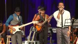 Aaromale Live Jermiah's Guitar Arangetram September 06th 2014