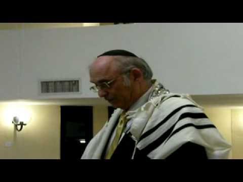 דוד אולמן רבונו של עולם מספירת העומר של יצחק הילמן עם מקהלת יצהל בביהכנ''ס אהוד ביום ירושלים
