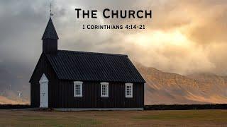 Reproductive Living | 1 Corinthians 4:14-21