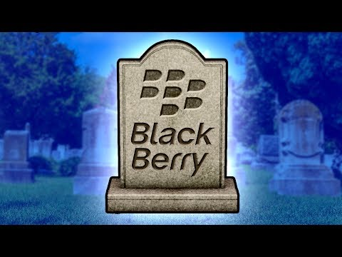 How iPhone KILLED the BlackBerry