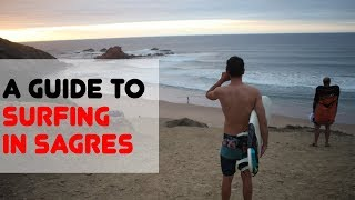 A GUIDE TO SURFING IN SAGRES