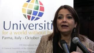 Baixar Intervista a Rossana Valeria de Souza e Silva, Dir. Esecutivo Coimbra Gruppo Università Brasiliane