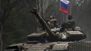 07сентября 2014, Россия перебросила на Донбасс новую бронетехнику