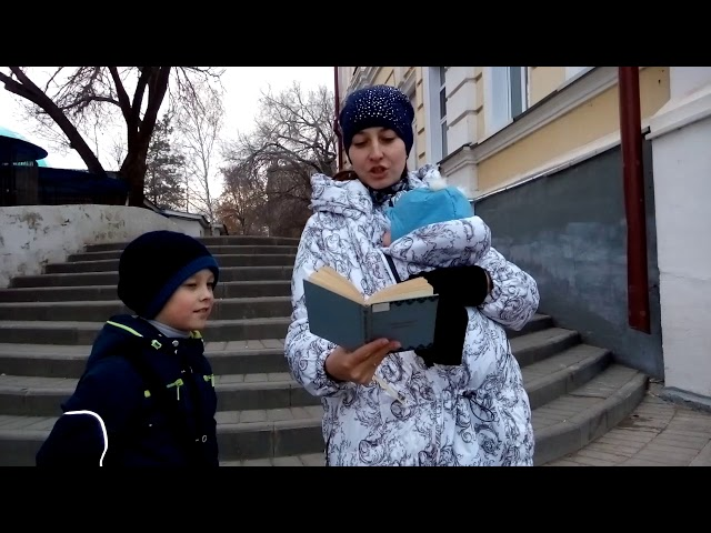 Изображение предпросмотра прочтения – АнастасияЮрина читает произведение «Курсант Гагарин» А.А.Возняка