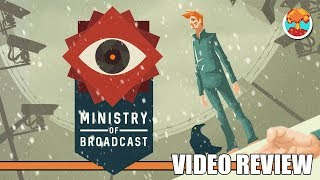 Review: Ministry of Broadcast (Switch) - Defunct Games