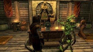The Elder Scrolls V: Skyrim. Экзотические свадьбы. Спригган. Прохождение от SAFa