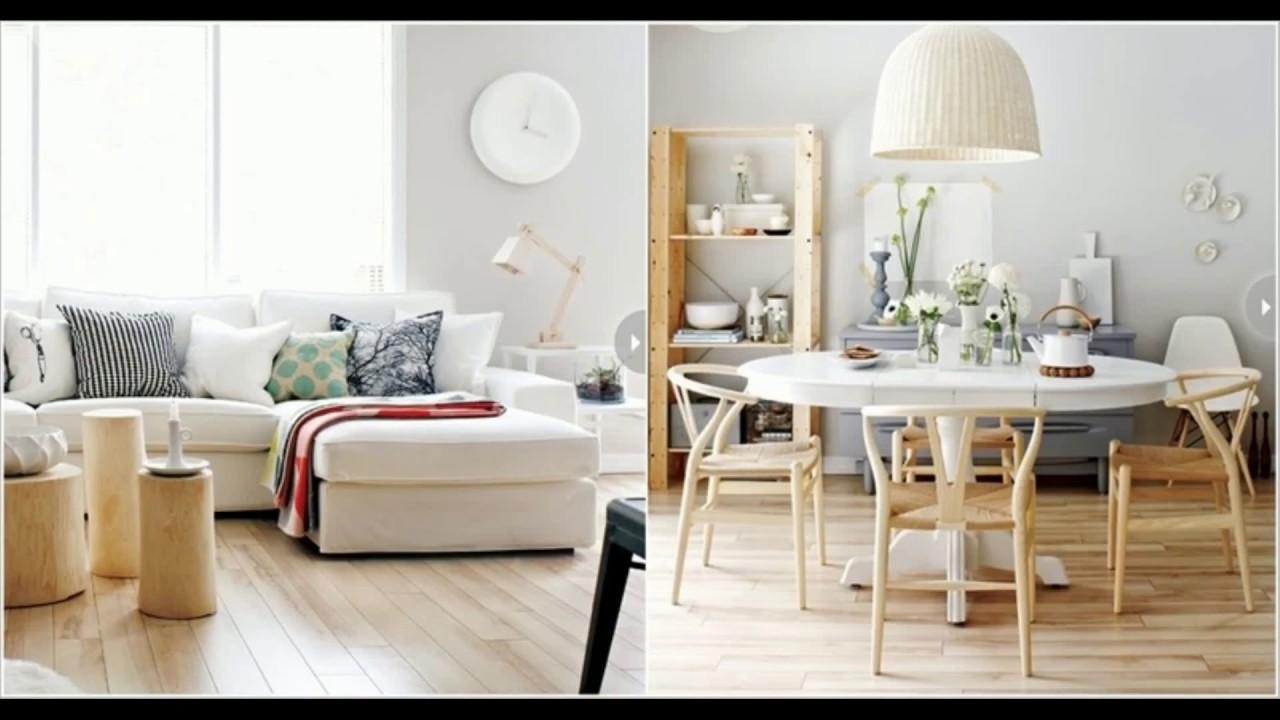 ☑️ Top 10+ Best Scandinavian Apartment Ideas 2018 | Small ... on Apartment Decorating Styles  id=35725