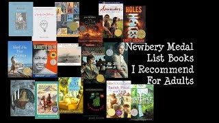 My Favorite Newbery List Books