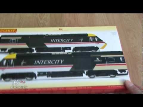 Opening the Class 43 HST from Hornby (2 Years on YouTube)