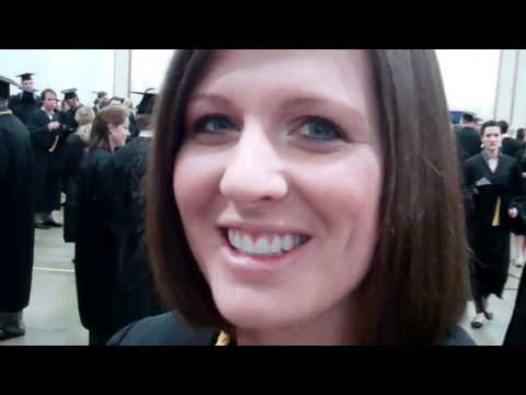 UW Oshkosh Today: Grads get ready for spring Commencement 2011