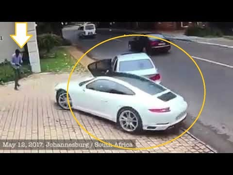4 times quick thinking saved drivers from hijackers in South Africa