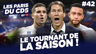 LYON : LA DERNIÈRE CHANCE POUR LA QUALIF' EN 8EME !- LES PARIS DU CD5 BY WINAMAX - #42