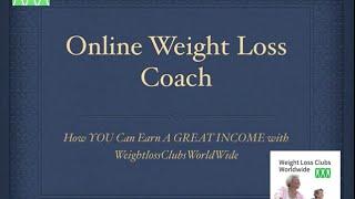 Personal Weight Loss Coach weightlossclubsworldwide Weight Loss Coach App