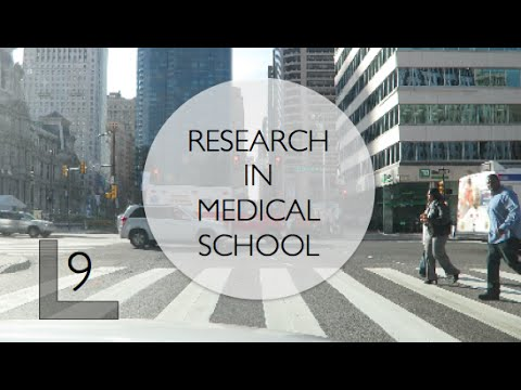 Doing Research in Medical School | A Day in the Life of a 2nd Year Medical Student