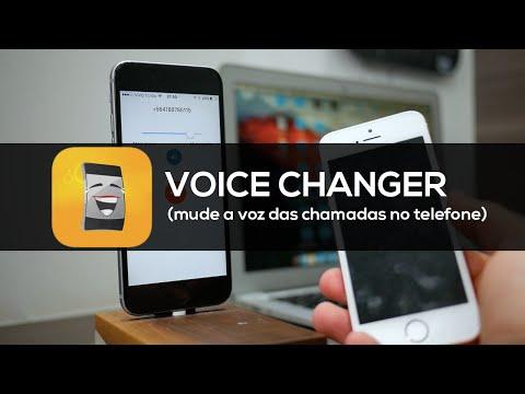Aplicativo que muda voz nas ligações  - Voice Changer Allogag - #DicaDeApp