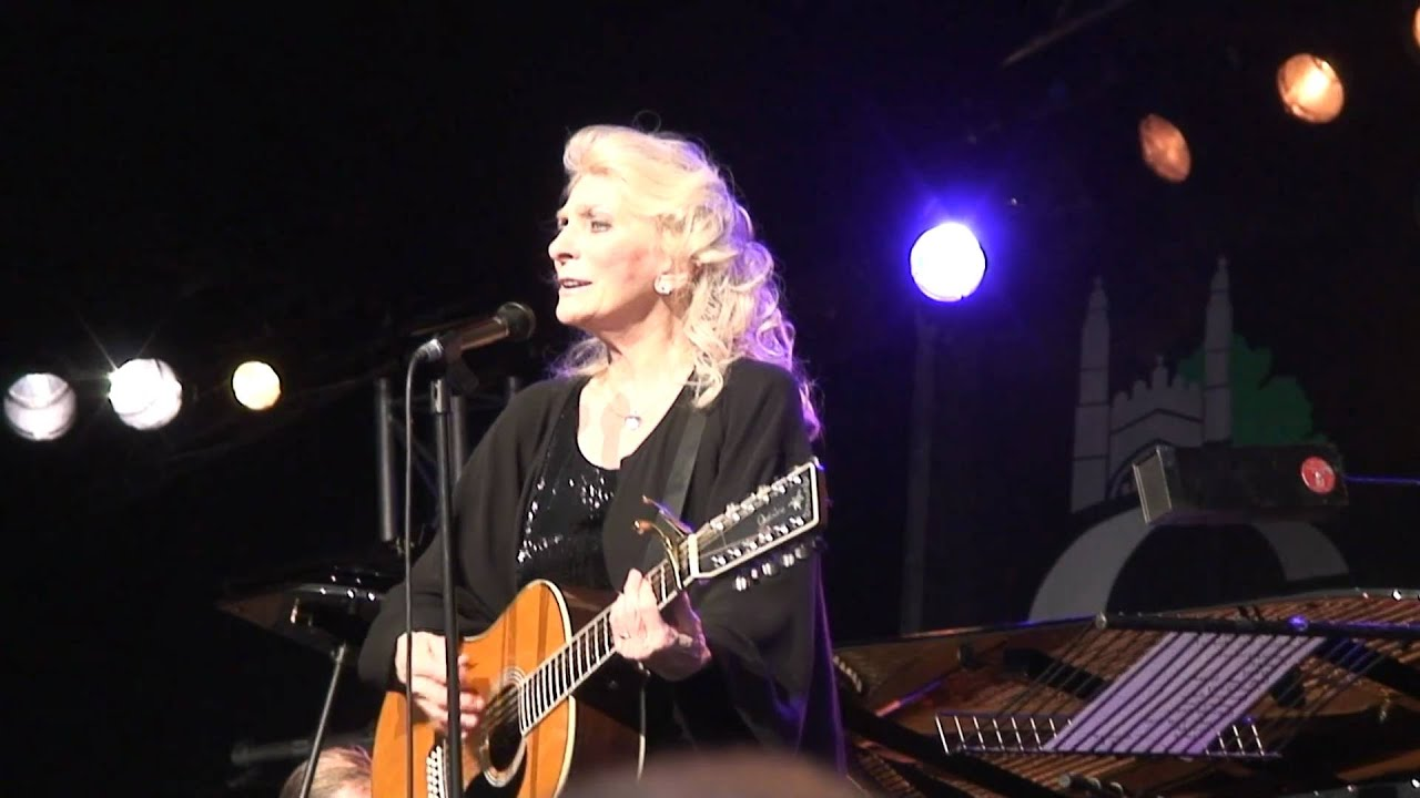 Tribute To Sandy Denny Judy Collins Sings Who Knows Where The Time Goes At Cambridge Folk Festival Youtube
