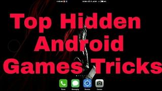 Top 4 Hidden Android Games