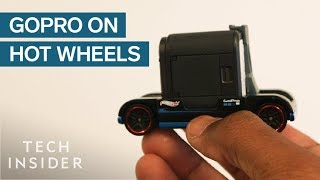 We Tried The Ultimate Hot Wheels GoPro Challenge