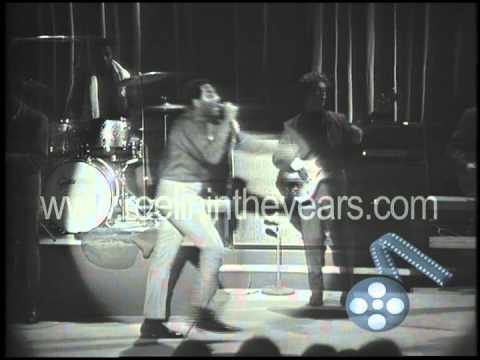 "Otis Redding ""Try A Little Tenderness"" Live 1967 (Reelin"